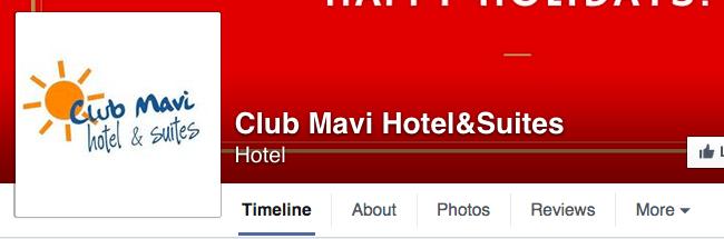 Club Mavi Hotel Suites