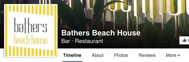 Bathers Beach House