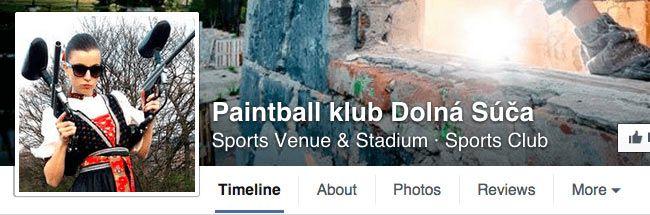 Paintball klub Dolná Súča