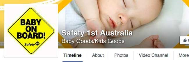 Safety 1st Australia