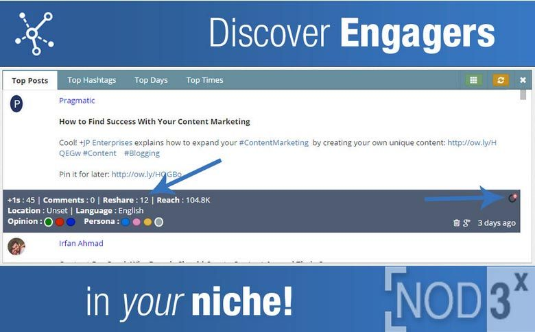 discover engagers