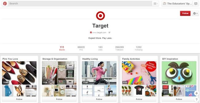 Target-Pinterest