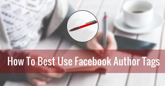 author tags facebook