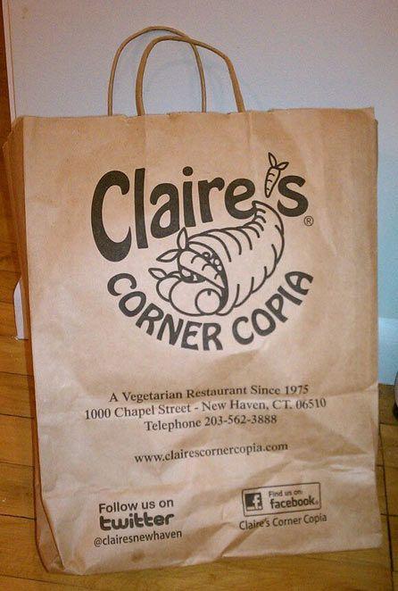 Haven restaurant Claire's