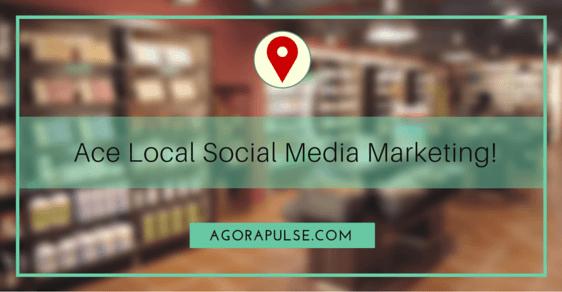 local social media marketing