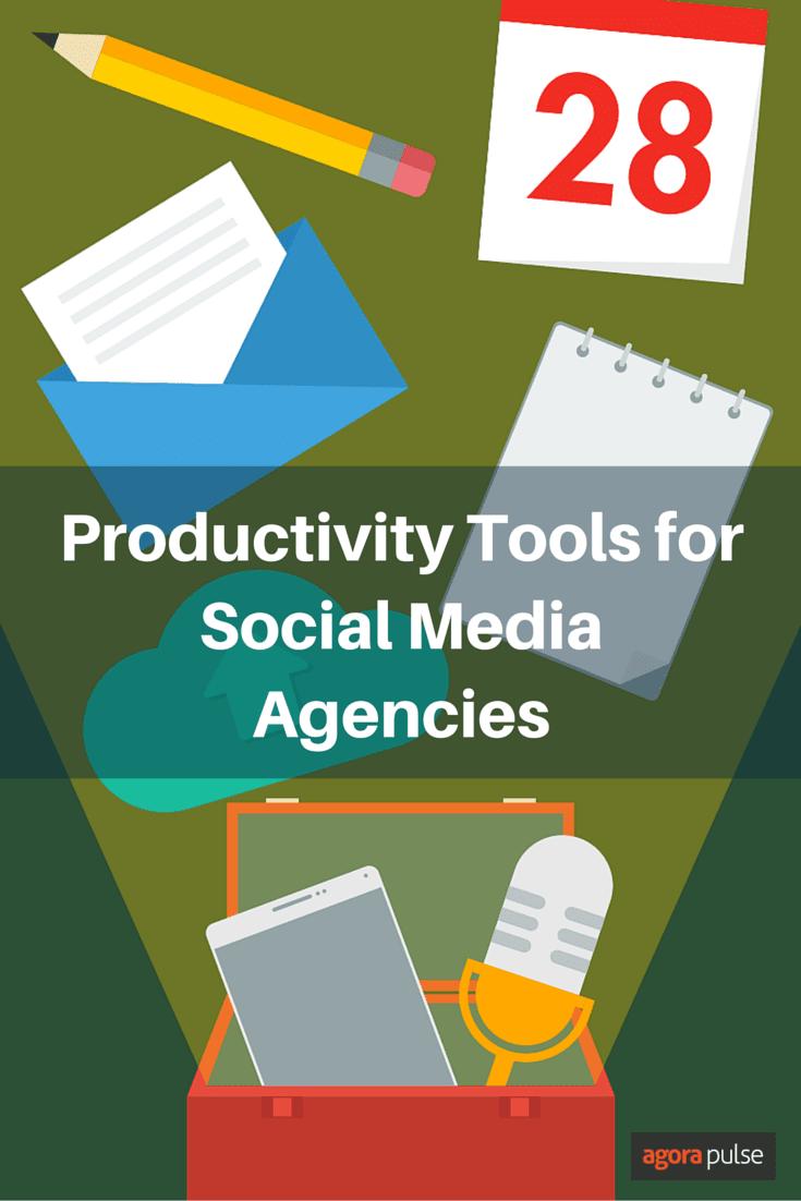 Productivity tools for social media agencies.