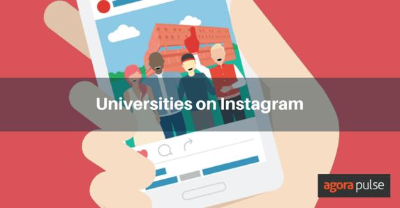 Instagram Higher Ed