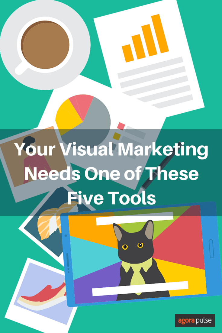 If you want to get better at visual marketing on social media channels like Pinterest or Instagram, you'll probably need one -- or more -- of these tools.