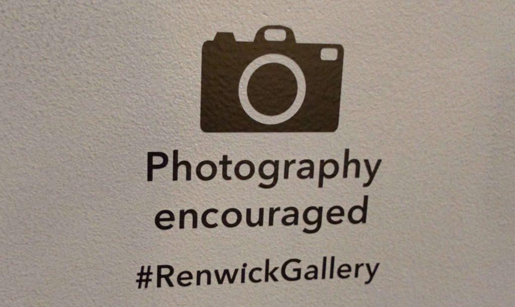 renwick gallery ugc