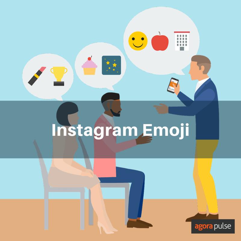 A Smart Marketer's Guide to Using Instagram Emoji