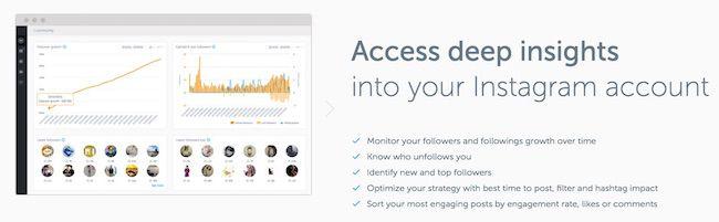 instagram analytics tool iconosquare