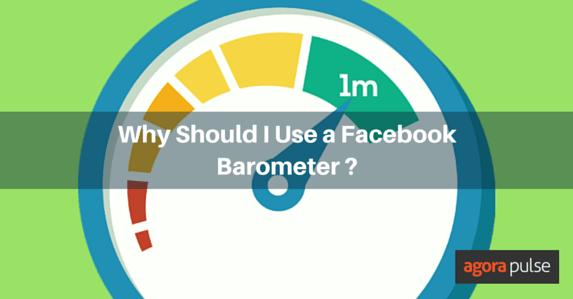 facebook barometer tool