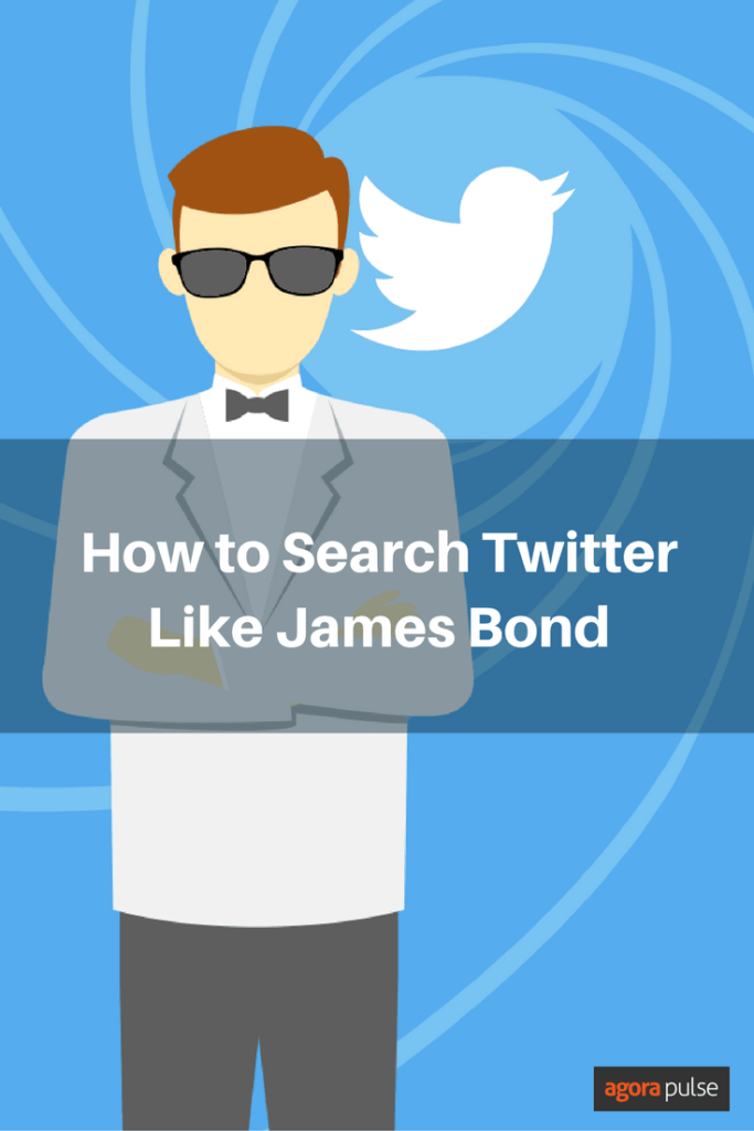 How to search Twitter like James Bond