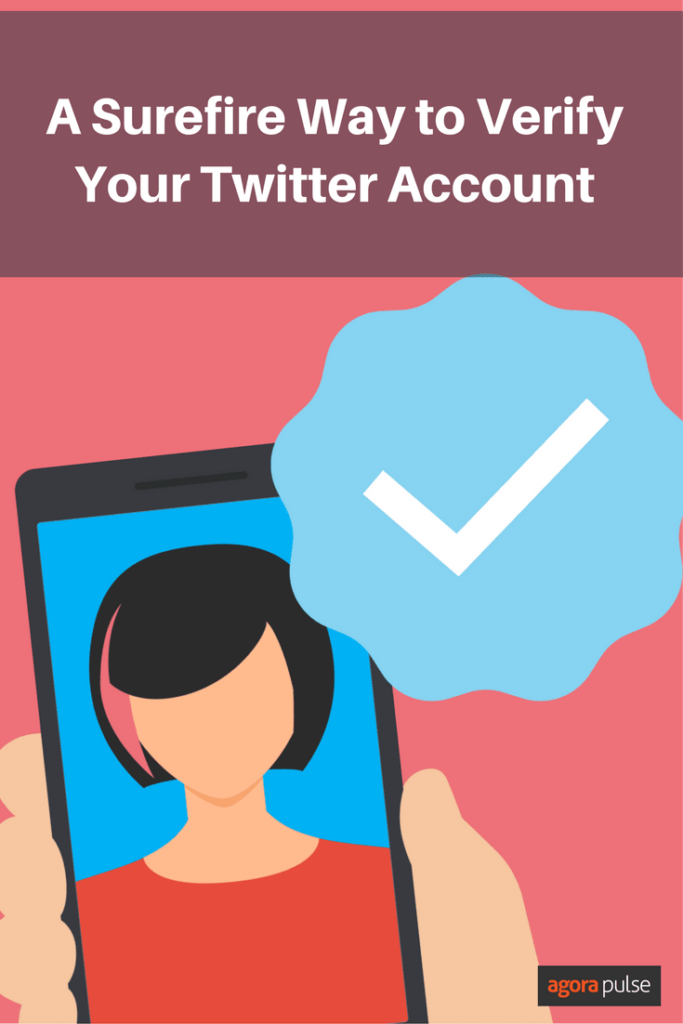 A surefire way to get verified on Twitter