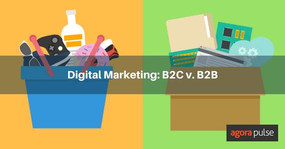 digital marketing differences