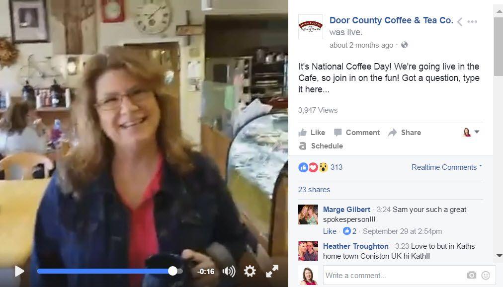 door-county-coffee-facebook-live
