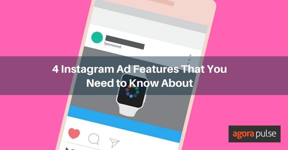 instagram ad features