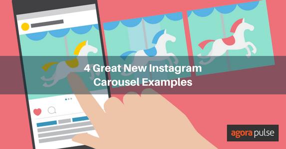 Instagram Carousel Examples