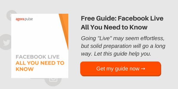 Facebook Live Guide