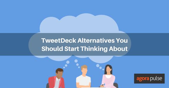 Alternatives to TweetDeck
