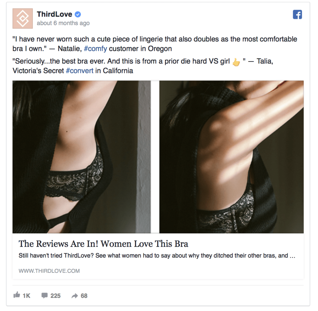 why your Facebook Ads need social proof
