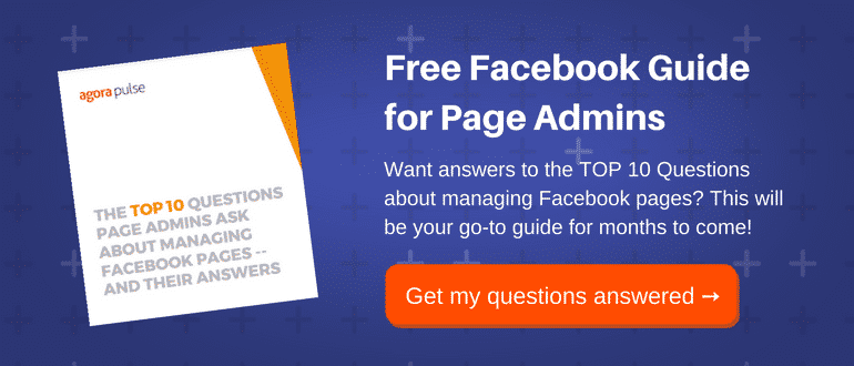 Facebook Page Admin Guide