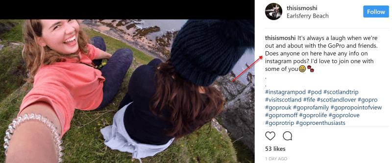 join instagram pods