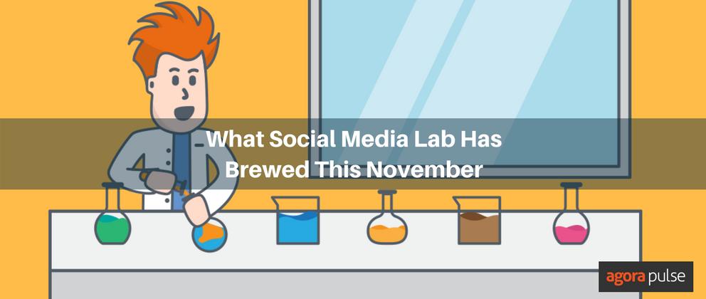 social media lab november