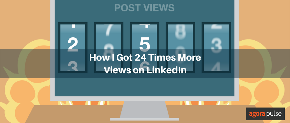 more views of LinkedIn