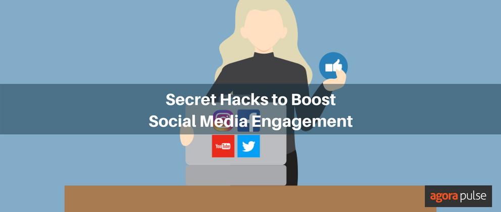 social media engagement hacks