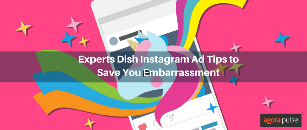 Killer Instagram Ad tips from the experts