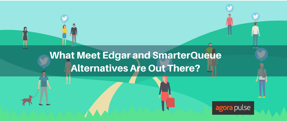 Meet Edgar SmarterQueue Alternatives