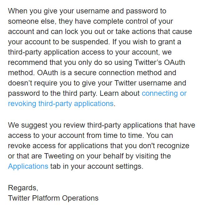 social quant alternatives-- twitter email 2