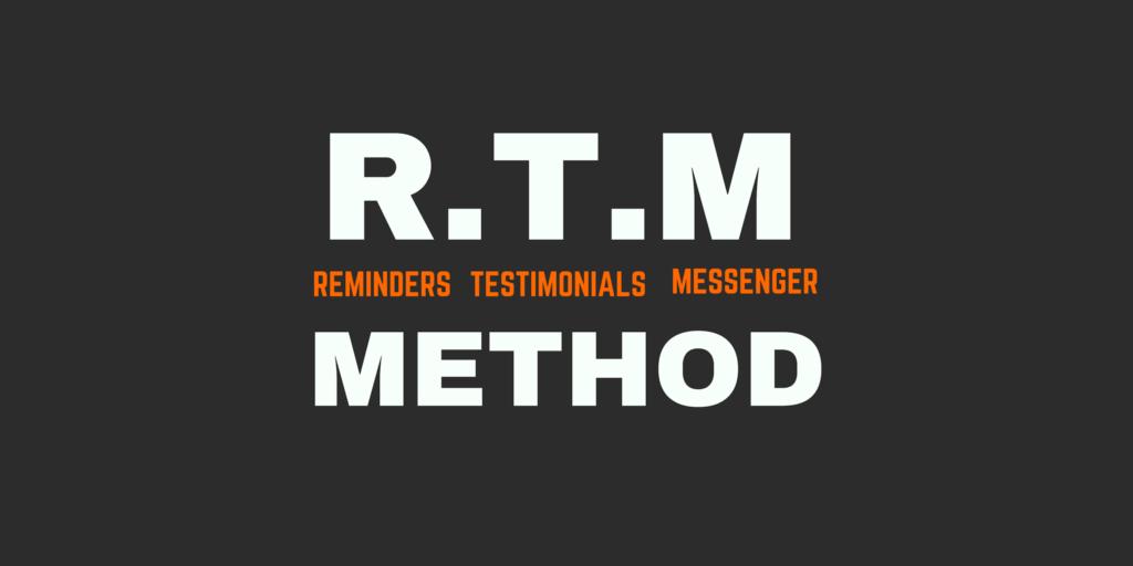 website visitors facebook ads RTM