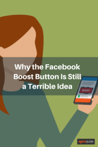 facebook boost button is terrible image