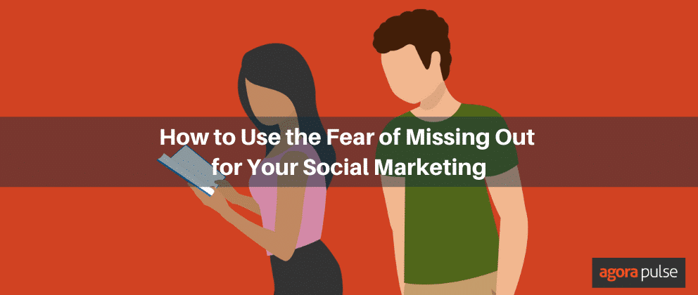 how to use fomo for social marketing