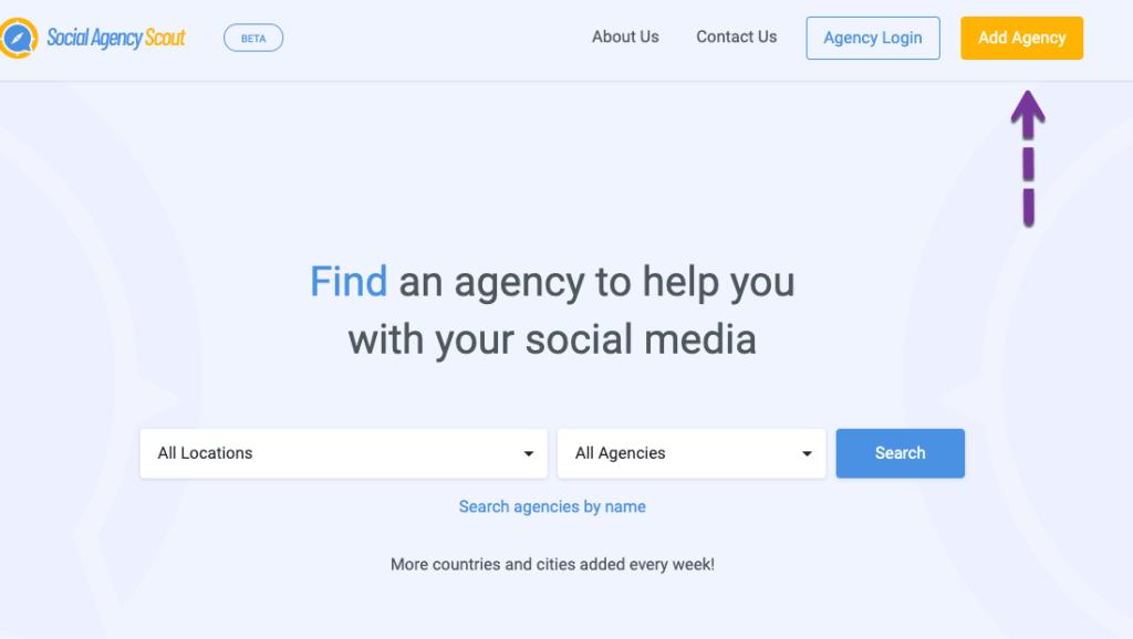 add social media agency