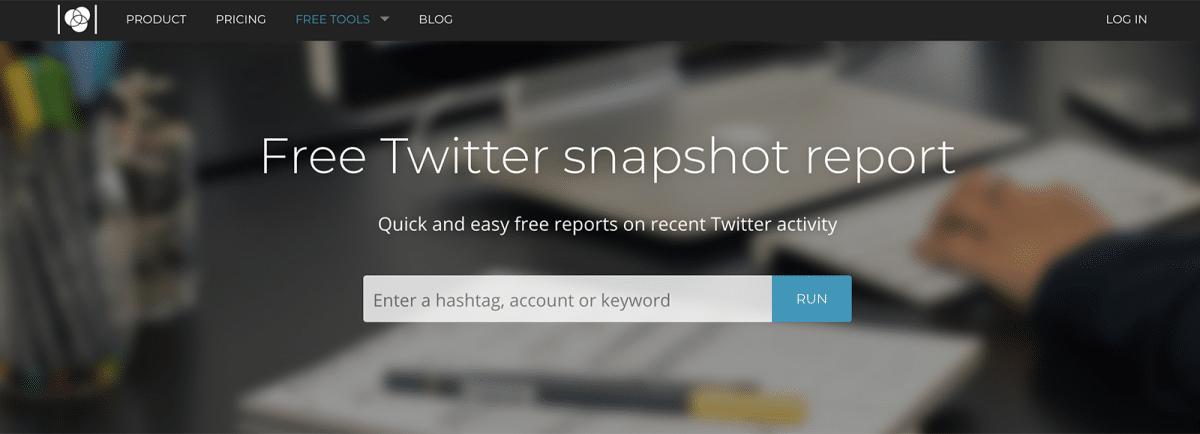 social media marketing tweetreach