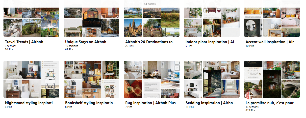 user-generated boards for pinterest marketing