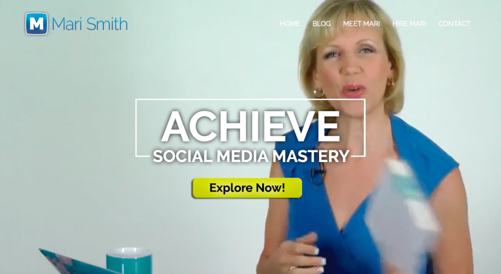 insanely shareable content from mari smith