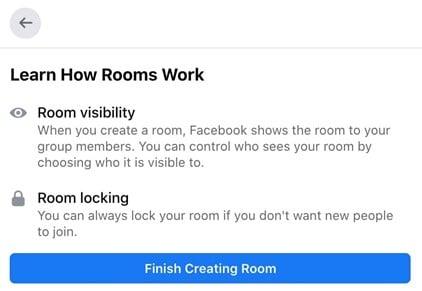 learn how rooms work screenshot