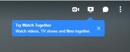 watch tv together screenshot