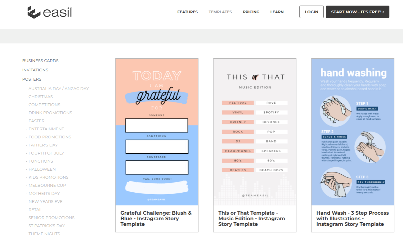 make your own graphics for social media platforms