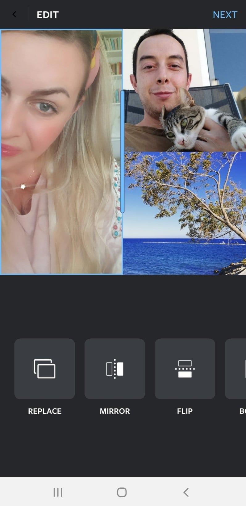 instagram collage for instagram marketing