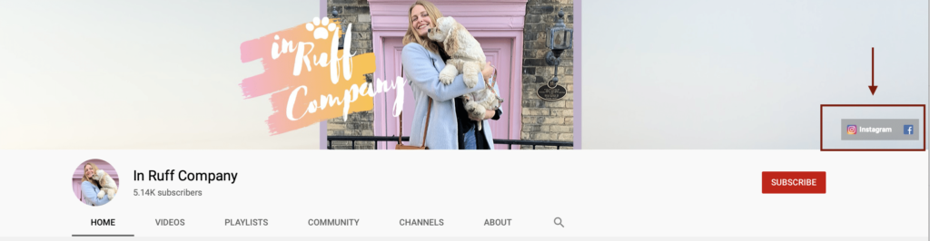 how to lead customers off youtube and onto your brand site