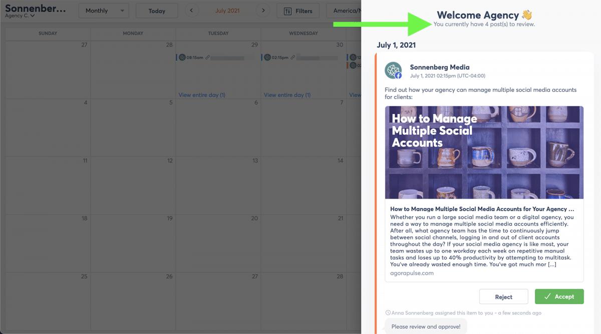 agorapulse how to use facebook business manager agorapulse shared calendars