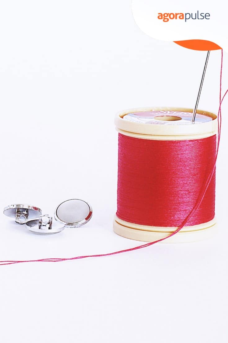 Find Your \'Red Thread\' to Inspire Change, Tell Your Story, and Grow Your Business