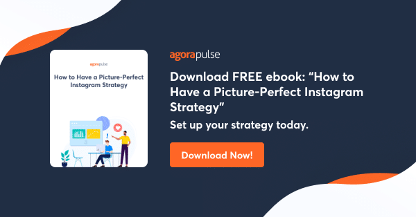 Grab a free ebook about instagram strategy