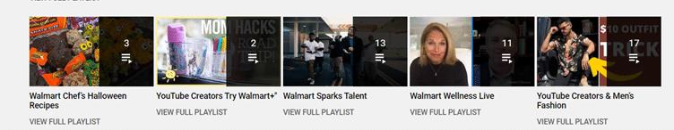 playlists example