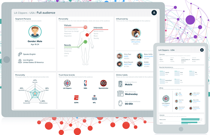 social media analytics tools - Audiense
